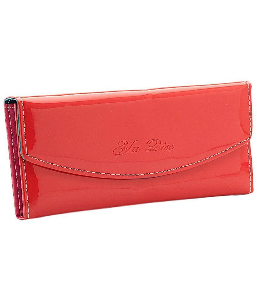 Chipmunk Girls Red Casual Wallet