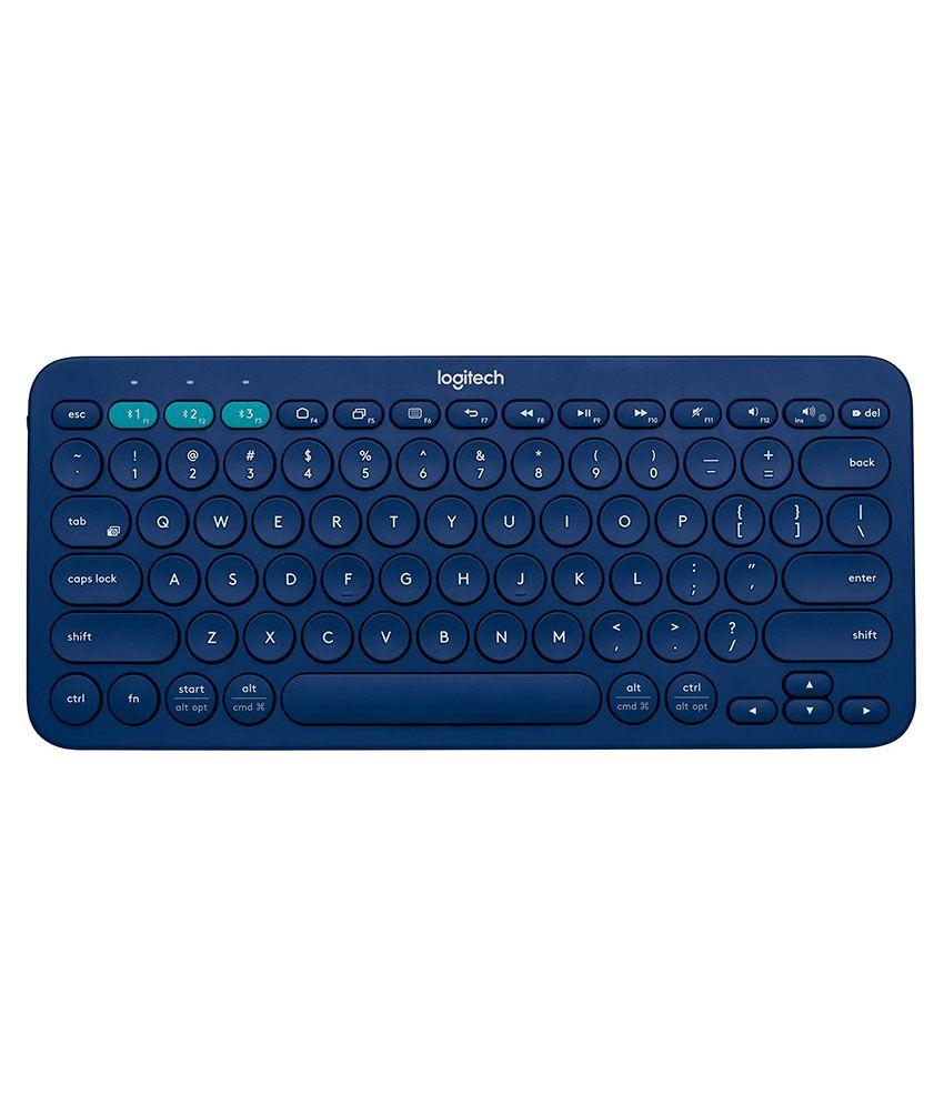 Logitech K380 Wireless Desktop Keyboard