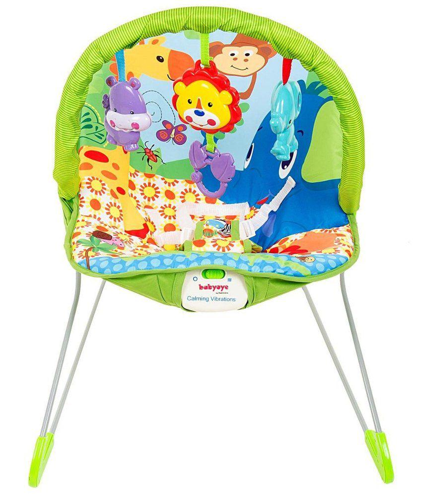 Luvlap  Baby Stroller With Rocker