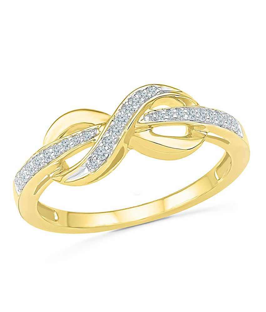 Radiant Bay 18kt Yellow Gold Ring