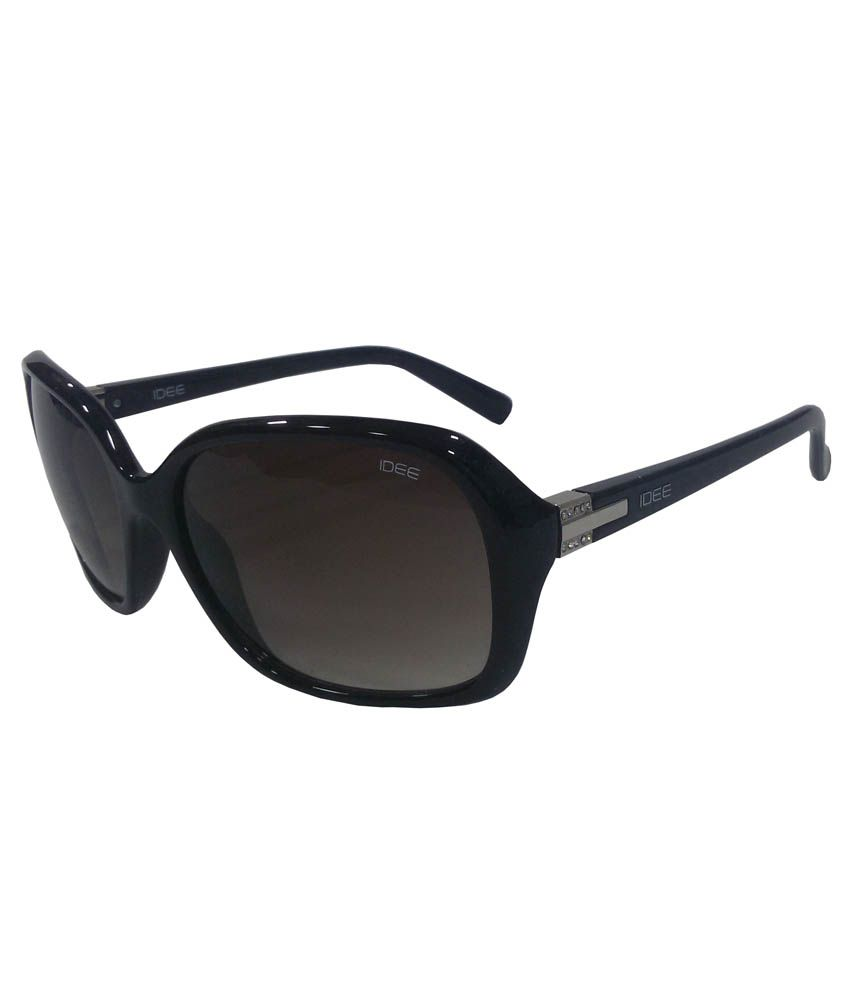 77abee3a9 Idee S1960-C1 Gray Wayfarer Sunglasses For Women - Buy Idee S1960-C1 Gray  Wayfarer Sunglasses For Women Online at Low Price - Snapdeal