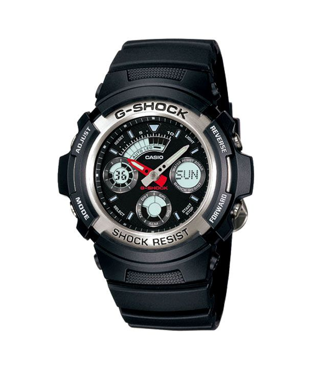 Casio G Shock Basic Aw 590 1adr G219 Men S Watch
