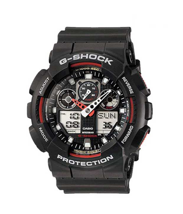 Casio-G272-Multi-Function-G-Shock-Watch