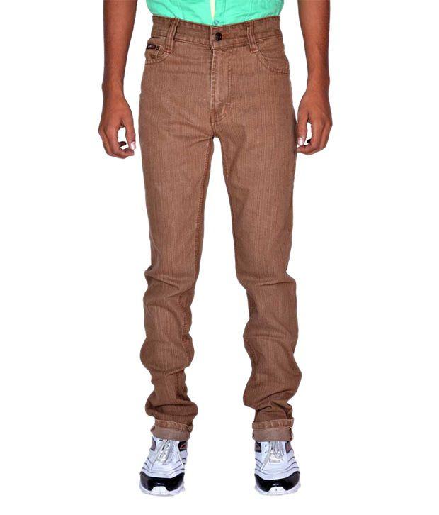 Spirit Khaki Regular Fit Jeans