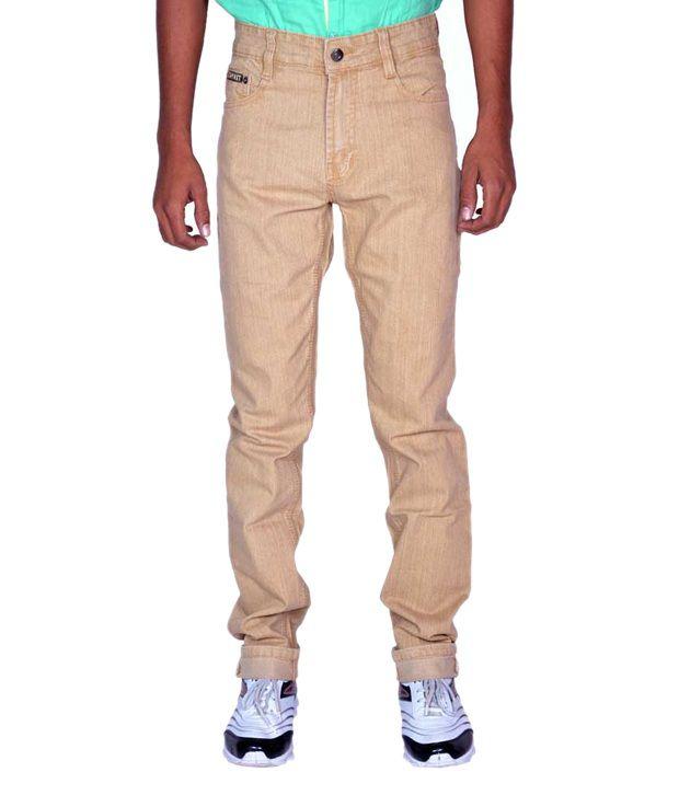 Spirit Tan Regular Fit Jeans