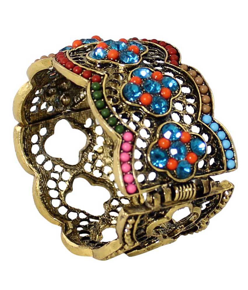 Altg Multicolour Alloy Bracelet