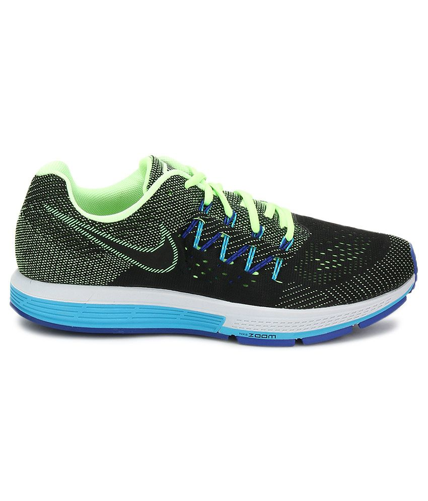 9c58642db579a Nike Air Zoom Vomero 10 Black Sport Shoes - Buy Nike Air Zoom Vomero ...