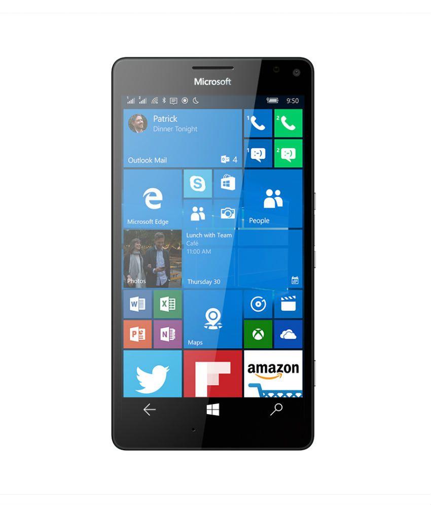 Microsoft Lumia 950 XL Dual SIM 32GB 4G