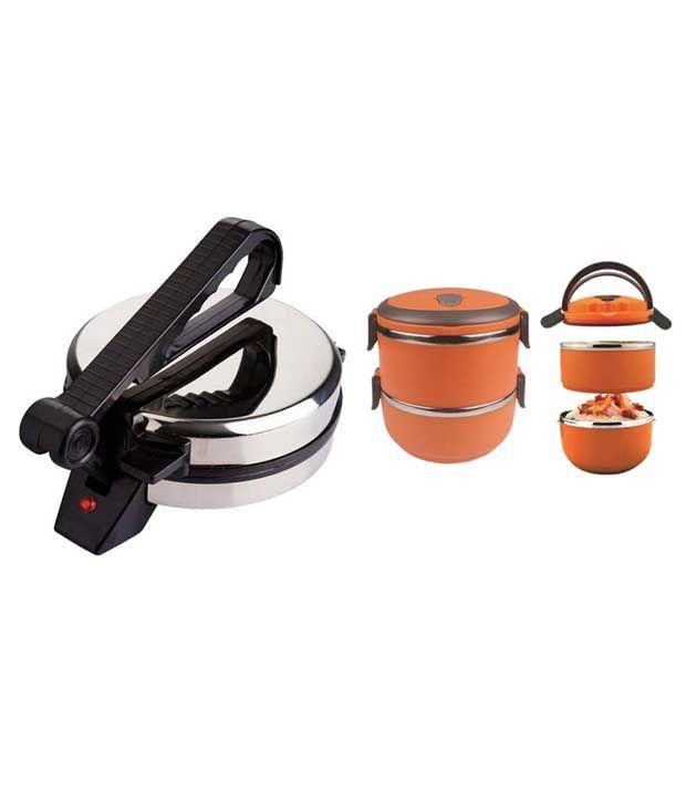 Paakhi Roti Maker Orange