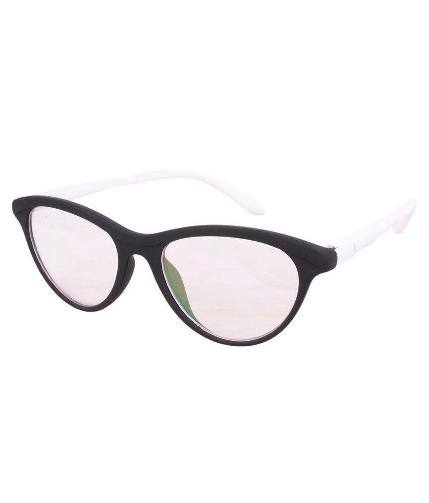 Sushito Multicolor Full Rim Cateye Unisex Eyeglass