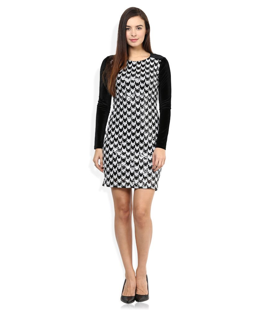 bb4fda1f449 Madame Women s A-Line Dress Price in India