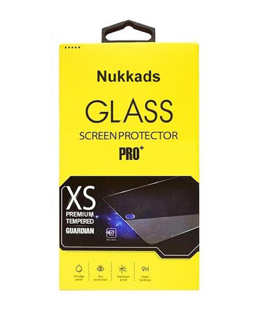 Asus Zenfone 2 Lazer ZE500KL Tempered Glass Screen Guard by Nukkads