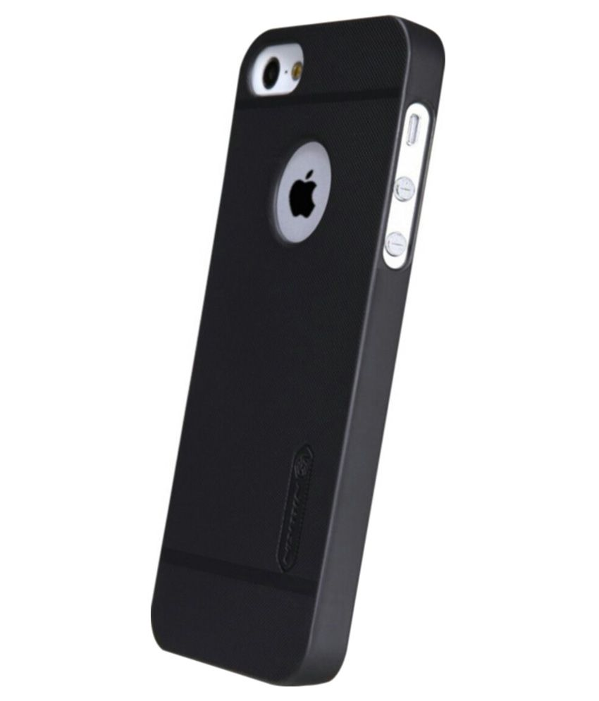 newest collection c415b 83a93 Nillkin Back Cover For Apple iPhone 5S-Black
