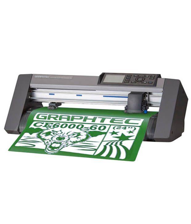 Graphtec CE6000-60 Vinyl Cutter Plotter - Black: Buy Online at Best ...