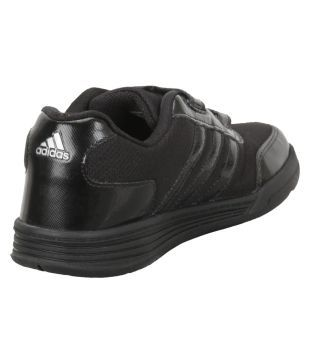 Buy Adidas Black School Shoes For Kids Online at Snapdeal
