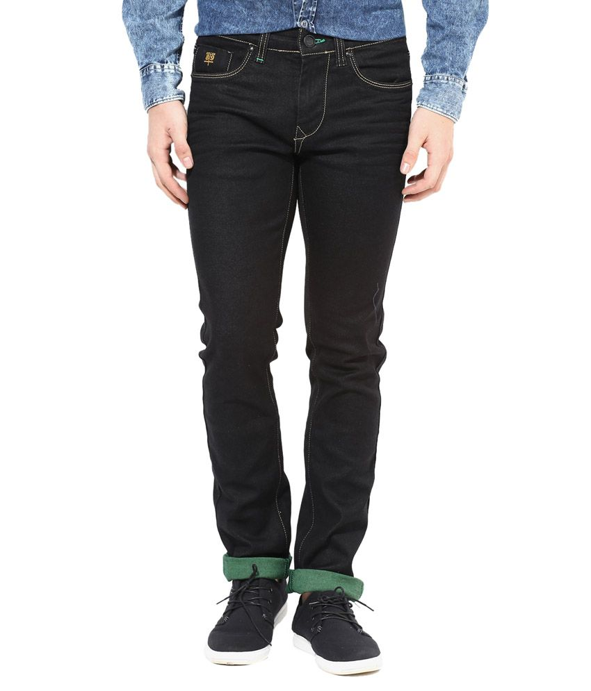 Killer Black Skinny Fit Jeans