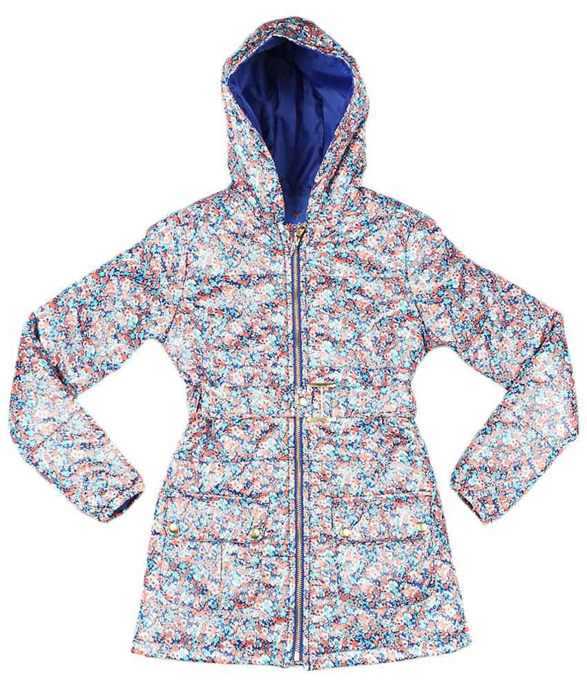 Allen Solly Multicolour Full Sleeve Quilted Jacket