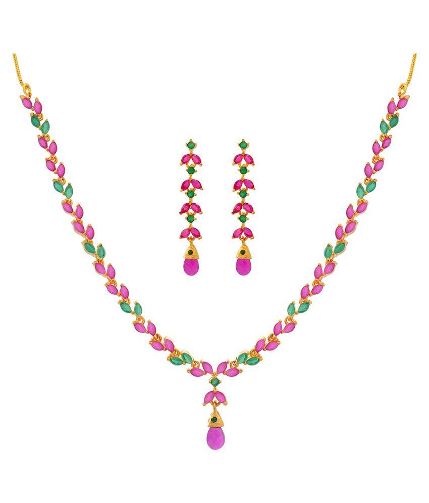 Ashoka Jewellers Necklaces Set