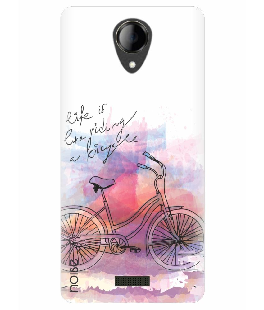 sale retailer 53bb2 50aaf Micromax Canvas Pace 4G Q416 Printed Back Covers by Noise - Multicolor