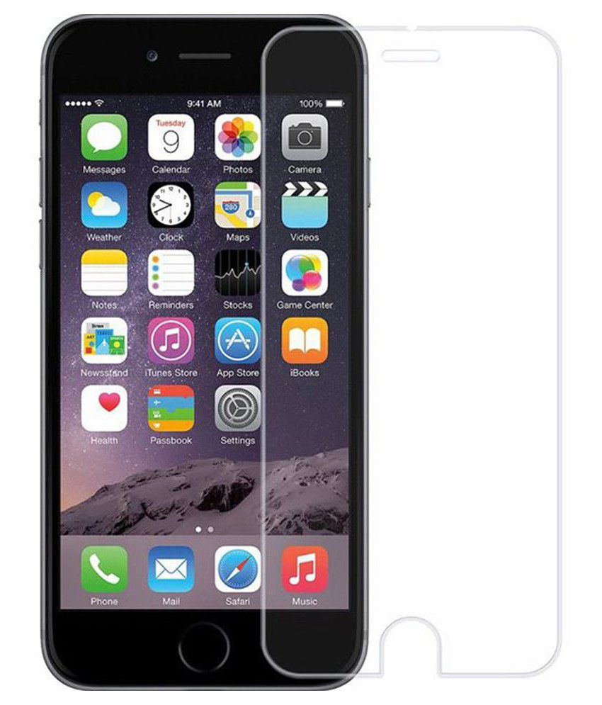 Iphone 6 Plus & 6s Plus Tempered Glass Screen Guard by Royal