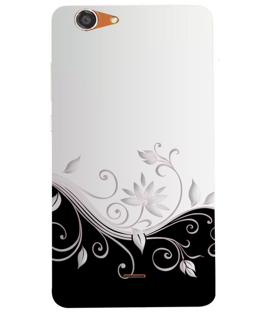 new concept f8b1d 38aca RKMOBILES Soft Printed Back Cover For Micromax Canvas Mega E353 ...