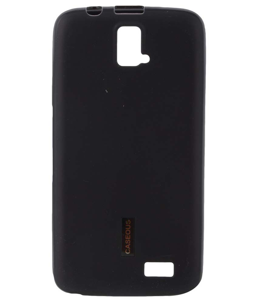 info for e2ddb 9fd47 Caseous Back Cover For Lenovo A328 - Black