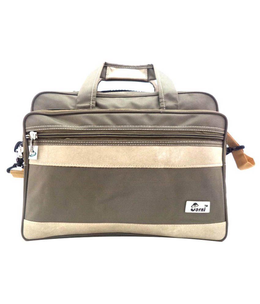 Jorni Grey Laptop Bags