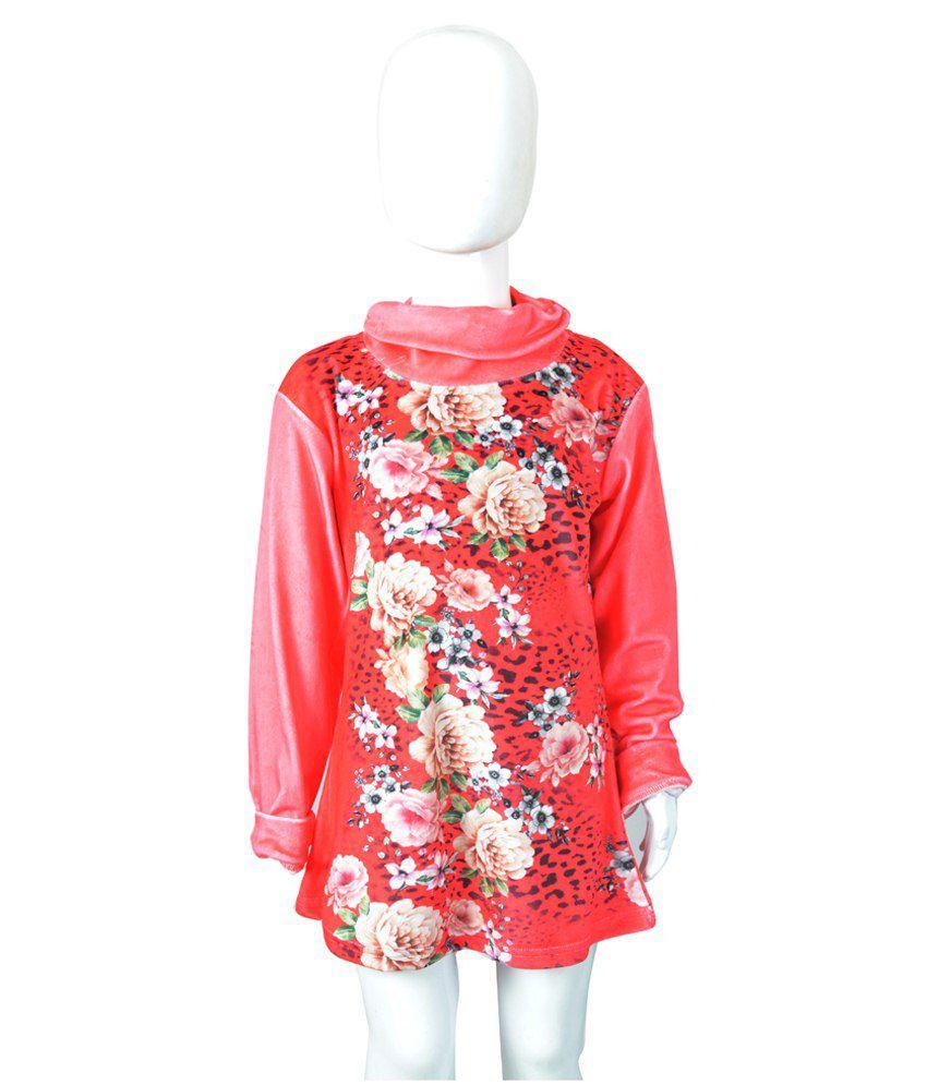 Akshadha Red Sweatshirt Pack Of 2