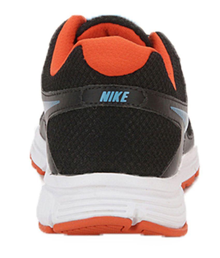 Nike Revolution 2 Msl Black Running Shoes