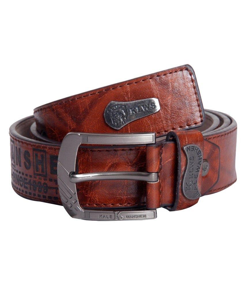 Oril Brown Belt