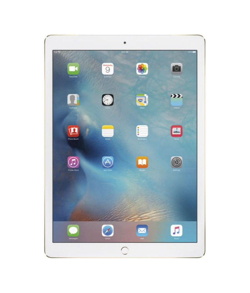 apple ipad pro 12 9 wifi only tablets online at low prices snapdeal india. Black Bedroom Furniture Sets. Home Design Ideas