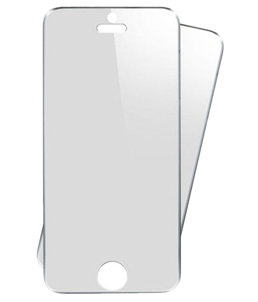 Air Accessories Tempered Glass Screen Guard For HTC One E8 Pack Of 3