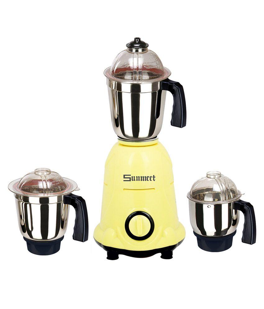 Sunmeet-Master-1000W-Mixer-Grinder-(3-Jars)