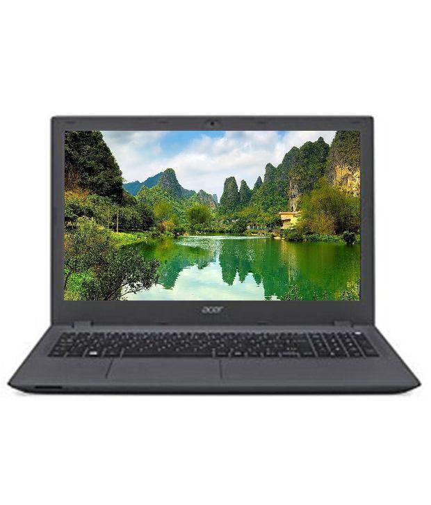 Acer Aspire E5-573-36UY (NX.MVHSI.027) (4th Gen Intel Core i3- 4GB RAM- 1TB HDD- 39.62 cm (15.6)- Linux) (Grey)