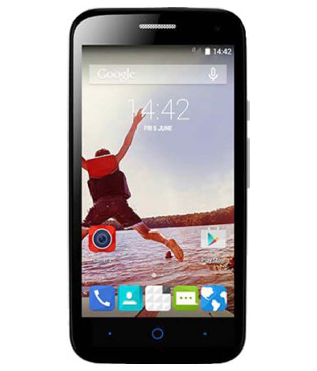 ZTE ( 8GB , 1 GB ) Black