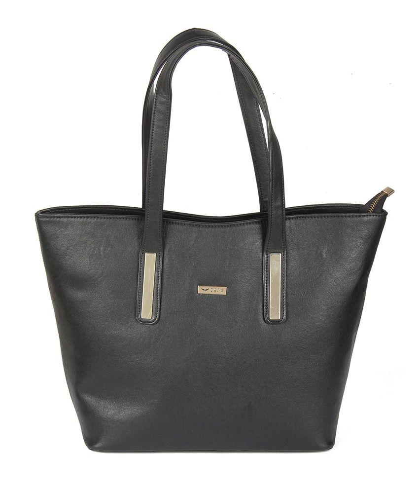Bern Black Shoulder Bag