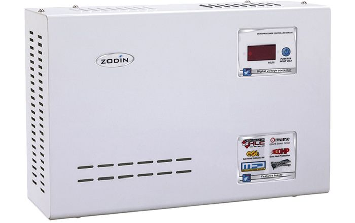 Zodin DVR-590 Mainline Voltage Stabilizer
