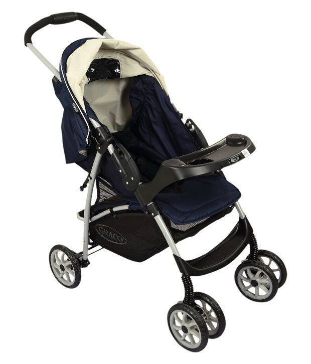 Graco Stroller Mirage Solo Olive Best Price In India On