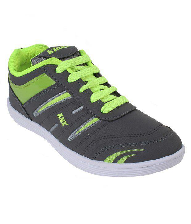 Oricum Footwear White Canvas Sport Shoes