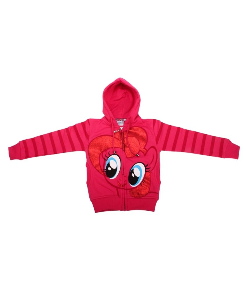 Mee Mee Pink Fleece Padded Jacket