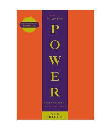 THE 48 LAWS OF POWER Paperback (English)