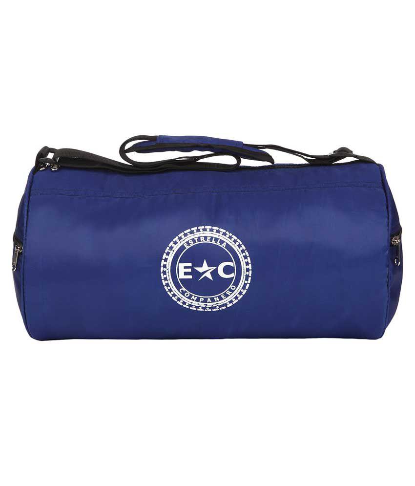 Estrella Companero EC75 Solid Gym Bag