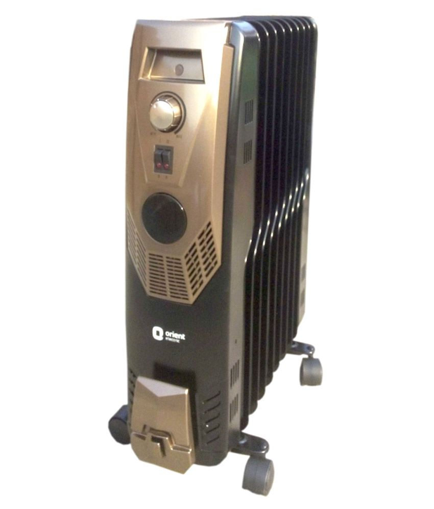 Orient 09 Fin 2500W Oil Filled Radiator Room Heater