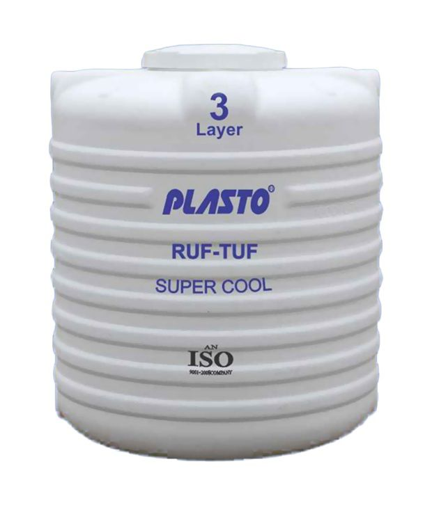 Plasto White Plastic Water Tank - 300 Ltr  sc 1 st  Snapdeal & Buy Plasto White Plastic Water Tank - 300 Ltr Online at Low Price in ...
