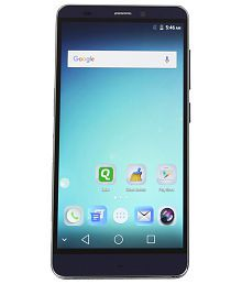 Micromax Canvas Mega Q417 (16GB, Blue)
