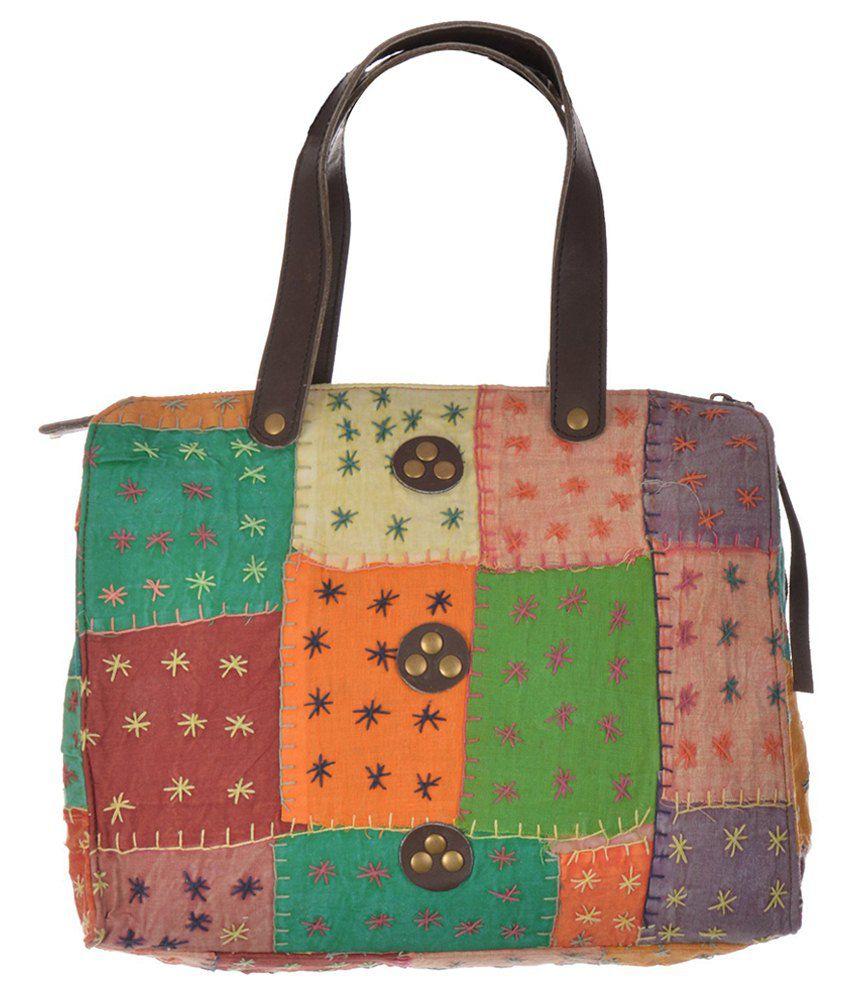 Styleincraft Shoulder Bag-Multicolour