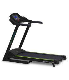Fitness World Motorised Treadmill Rex