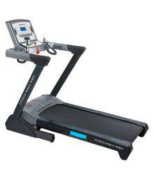 Fitness World Motorised Treadmill Mario