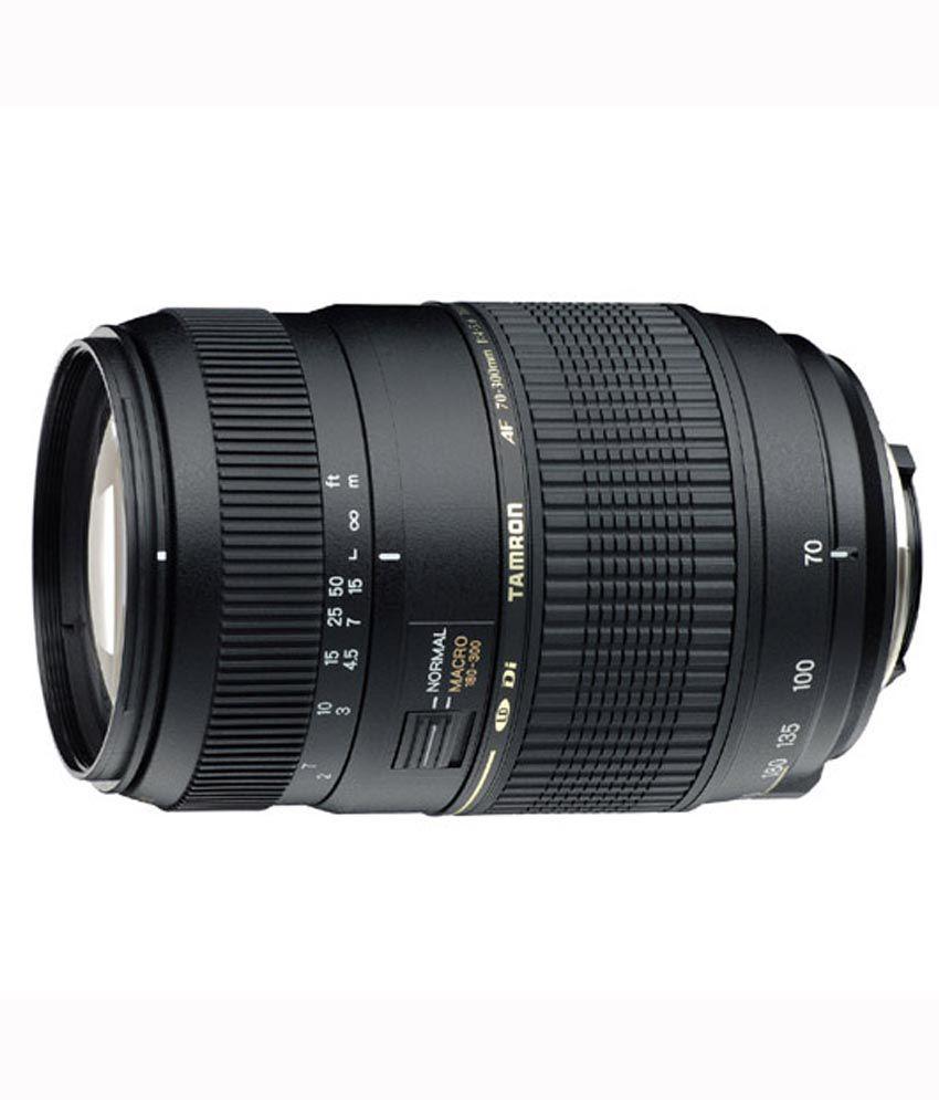 Tamron Af70-300mm F/4-5.6 Di Ld Macro Lens For Pentax Dslr Camera