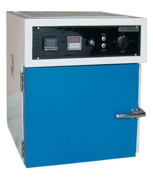 how to use hot air oven